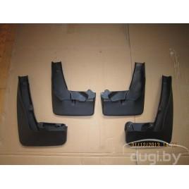 Брызговики для BMW X1.
