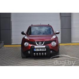 """Кенгурятник """"Atlas"""" для Nissan Juke"""