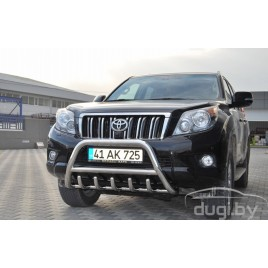 "Кенгурятник ""Inform"" для Land Cruiser Prado 150."
