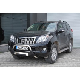 "Кенгурятник ""Amazon"" для Land Cruiser Prado 150."