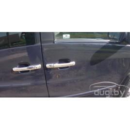 Накладки на дверные ручки для LT.