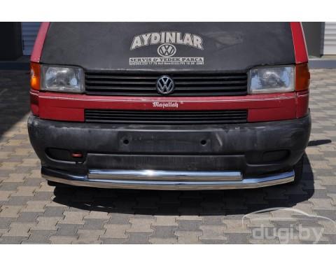 Передняя двойная труба для Volkswagen T4.