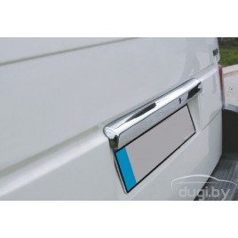 Накладка над номером на крышку багажника для T4.