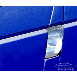 Накладка на лючок бензобака для VW T4.