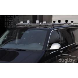 """""""Roof Bar Front"""" для Volkswagen T6."""