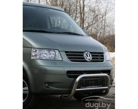"""Кенгурятник без гриля """"Colt"""" для Volkswagen T5."""