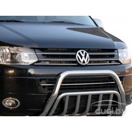 """Кенгурятник """"Inwite"""" для Volkswagen T6."""
