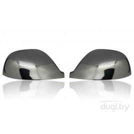 Накладки на зеркала (abs) для VW T6.