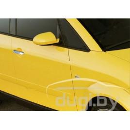 Хром накладки на дверные ручки для Audi A2