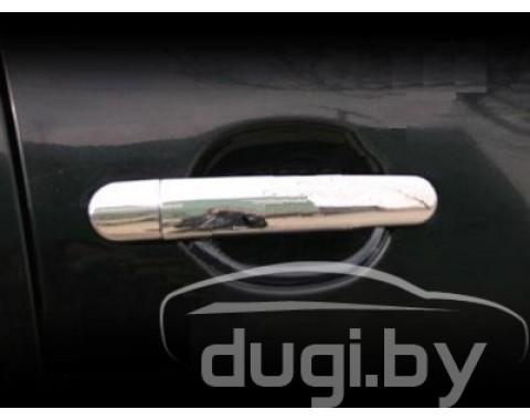Хром накладки на дверные ручки  для Audi TT  (2-дверн.)